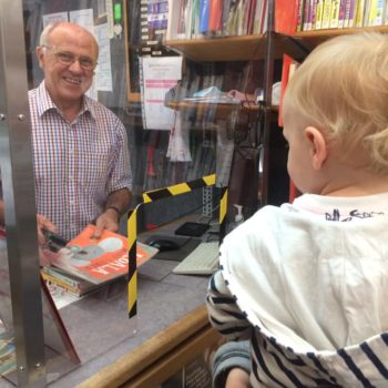 Little Owls Visit To The Library Bus (6)