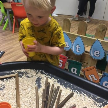 Mathematics At Little Owls Baby Care In Norfolk (1)