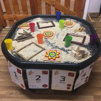 Mathematics At Little Owls Baby Care In Norfolk (5)