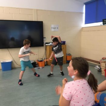 Talent Show At Hoots Holiday Club In Norfolk (1)