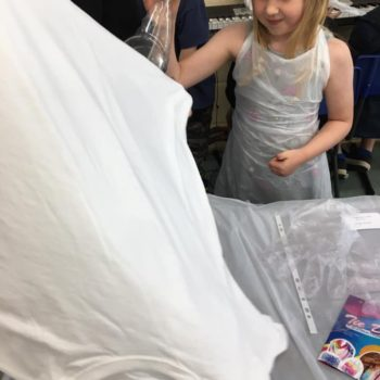 Tie Dying At Hoots Holiday Club In Norfolk (5)