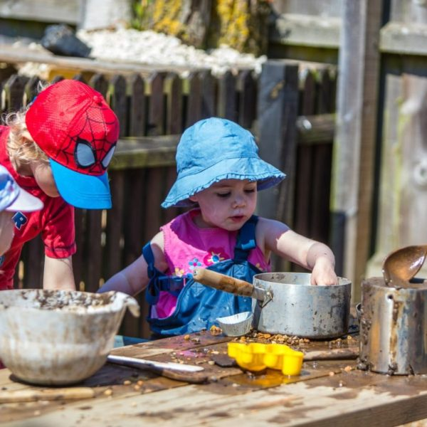 Ofsted Outstanding Nursery School (1)