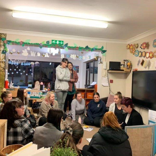 Staff Training At Little Owls Day Nursery Dereham Norfolk (6)