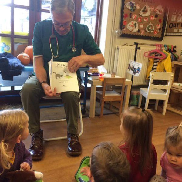 The Vet Visited Little Owls Darcare For Babies Norfolk (1)